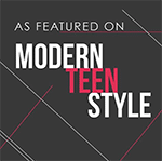 Featured on modern teen style