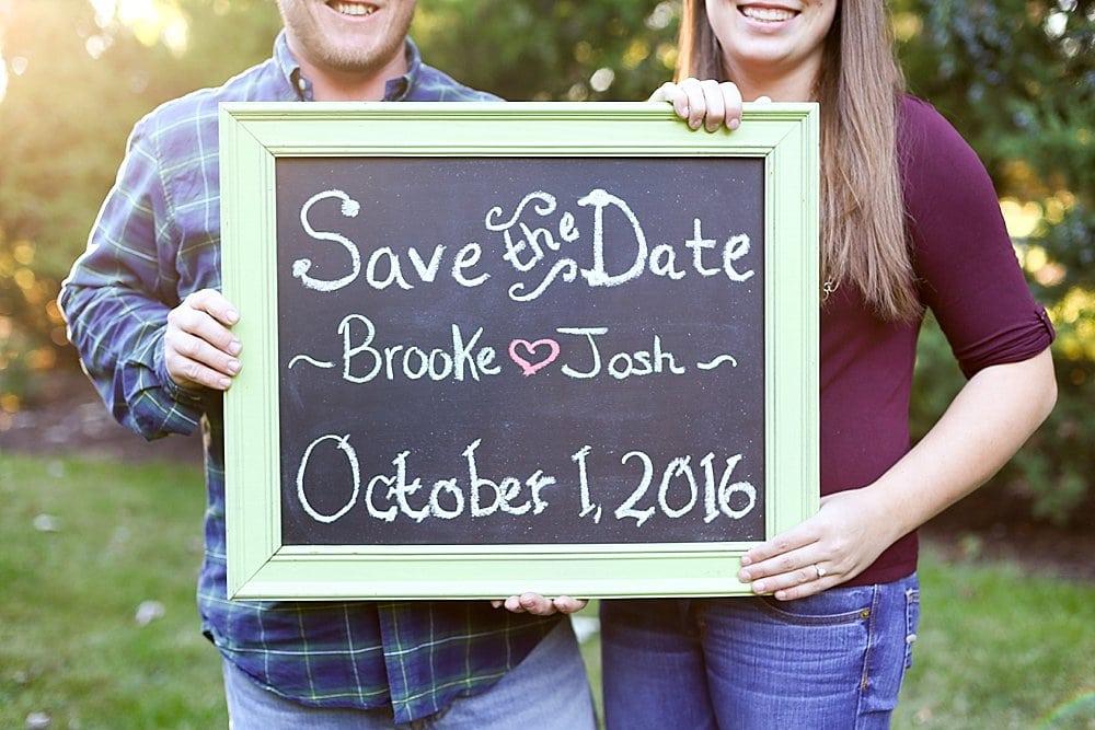 Brooke & Josh's Maryland Engagement Session