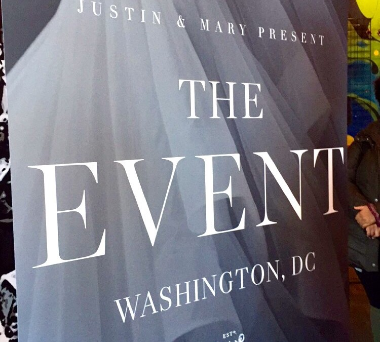 The Event with Justin & Mary Marantz