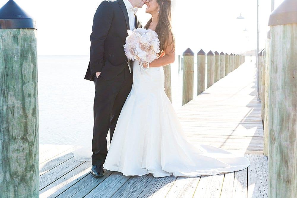 Krista & Richie's Wedding The Baycenter | Dewey Beach, Delaware