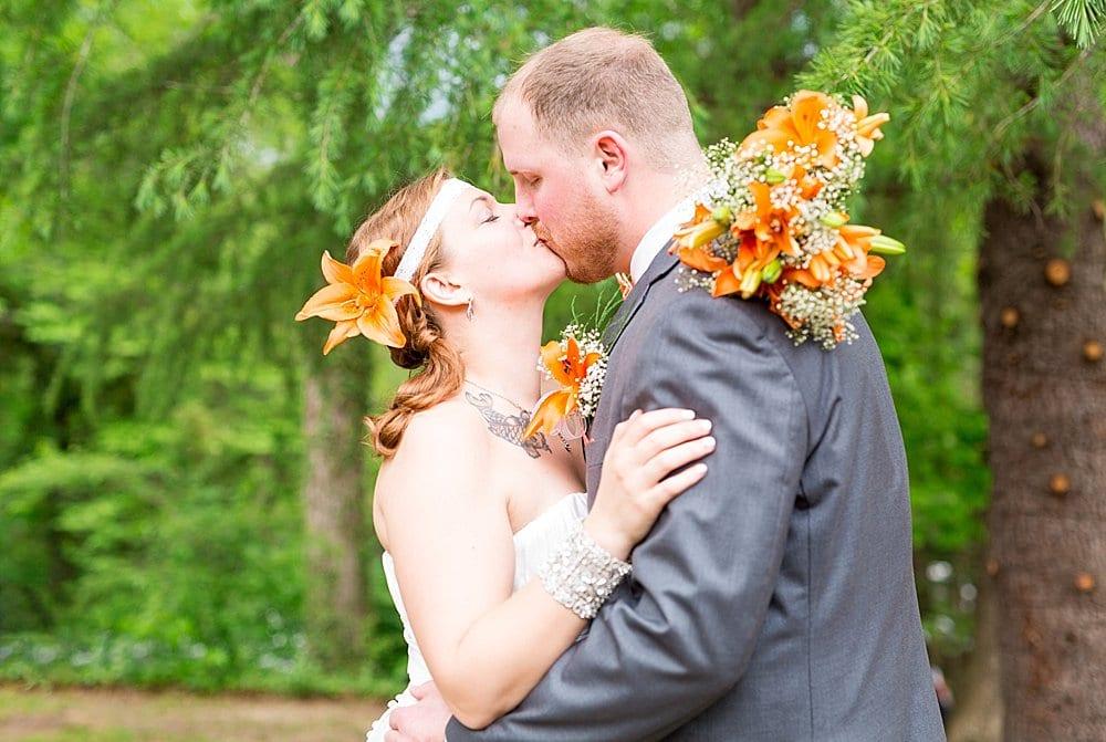 Eileen & Charles' Wedding Denton, MD