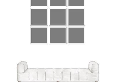 Nine 12x12 – $1200