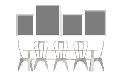 One 24x30, one 20x24, one 20x20 and one 16x20 – $940