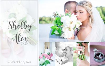 Shelby & Alex An Elegant Talbot Country Club Wedding