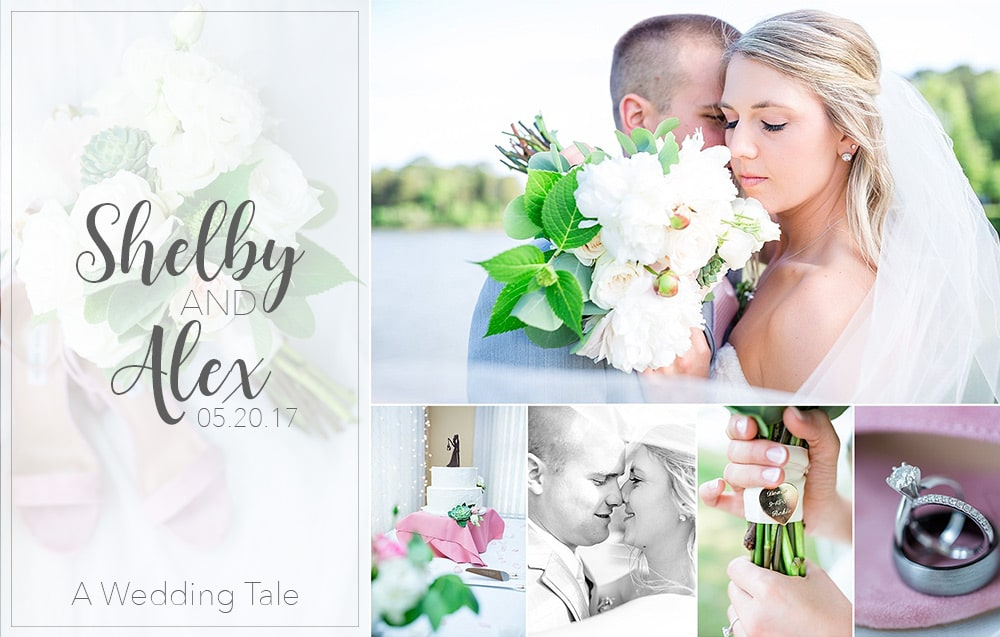 Shelby & Alex An Elegant Talbot Country Club Wedding