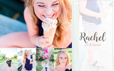 Rachel | 2018 Senior Spokesmodel Colonel Richardson High School