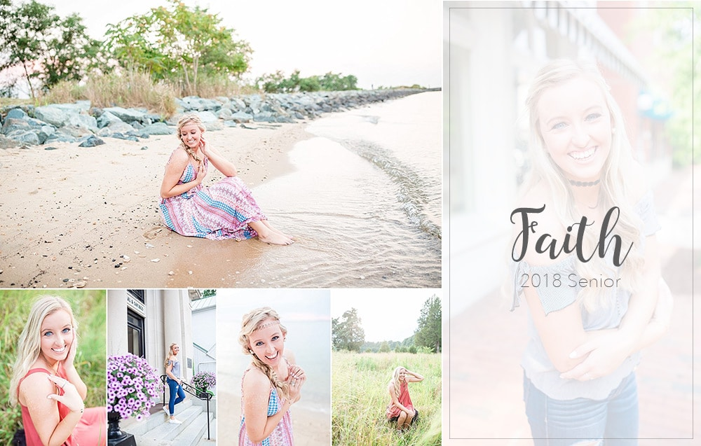 Faith | 2018 Senior Spokesmodel Easton High School