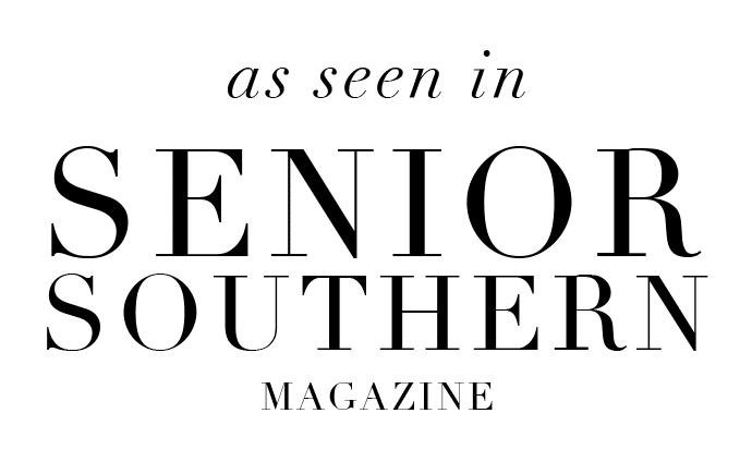 feature in senior southern magazine