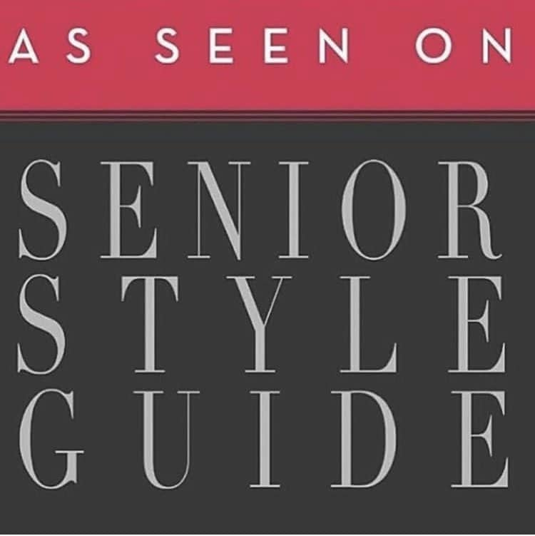 feature in senior style guide