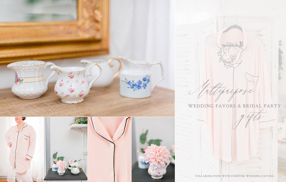 Multipurpose Wedding Favors & Bridal Party Gifts