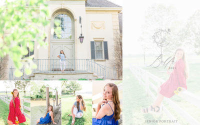 Bella | 2021 Senior Portrait Session